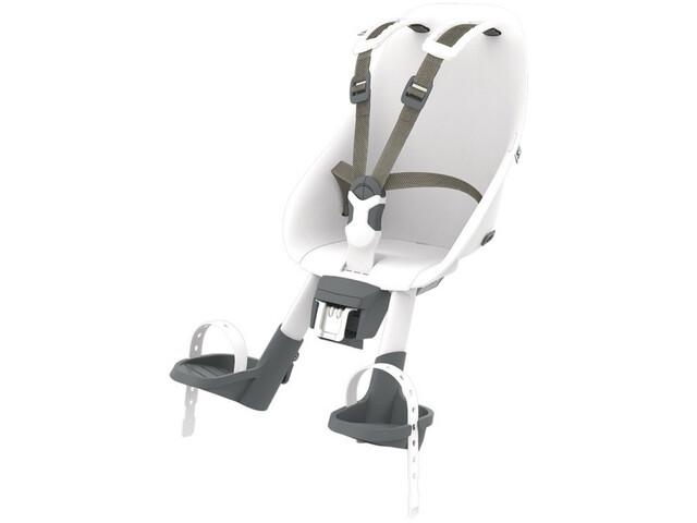 Urban Iki Child Seat Kids Bicycle Seat Front head tube mounting grey/white